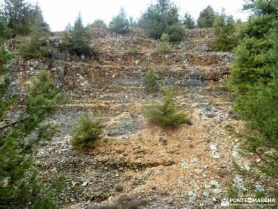 Cañones del Río Lobos y Valderrueda;vídeos valle del jerte floracion pueblos con encanto en segov